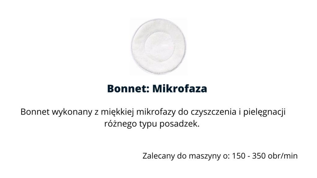 Bonnet: Mikrofaza