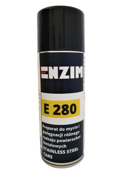 ENZIM_E_280_STAINLESS STEEL CARE MYCIE I KONSERWACJA STALI NIERDZEWNEJ